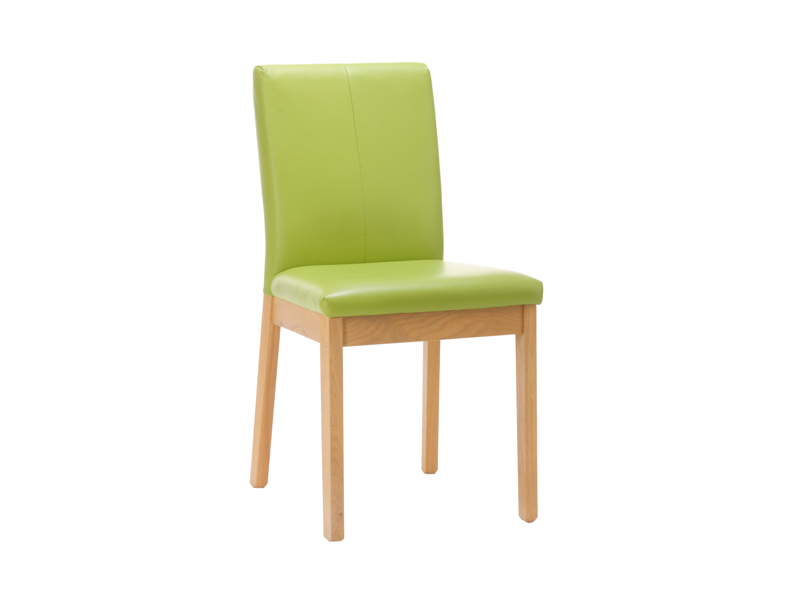 Rustik moderner stil holz sedia in legno