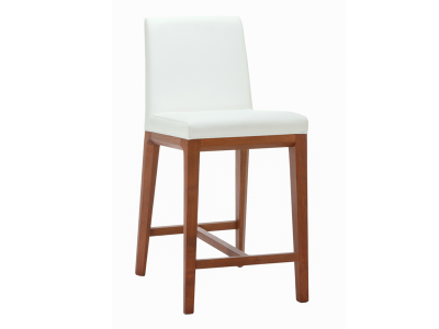 Rustik stile moderno legno sgabello 537 s :.